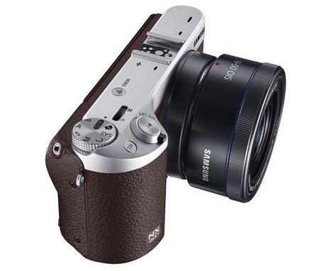 NX500, la nueva compacta con lentes intercambiables de Samsung