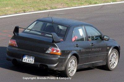 Mitsubishi Evo X 2008