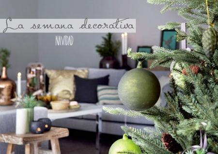 La semana decorativa: ya está aquí la decoración de Navidad