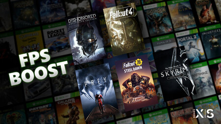 Prey, Fallout 4, Fallout 76, Skyrim y Dishonored se beneficiarán desde hoy del sistema FPS Boost en Xbox Series X/S
