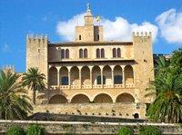 Palacio Real de la Almudaina en Mallorca