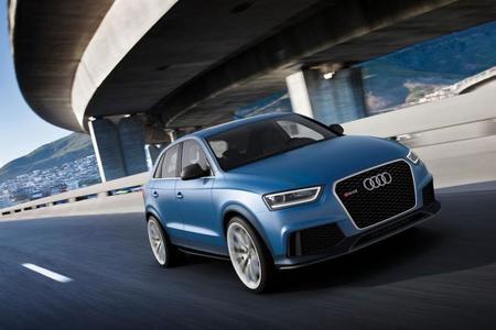 Audi RS Q3 Concept, rumbo al Salón de Pekín