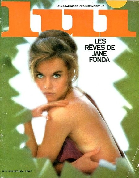 Jane Fonda Lui julio 1964