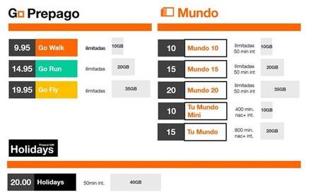 Prepago Orange