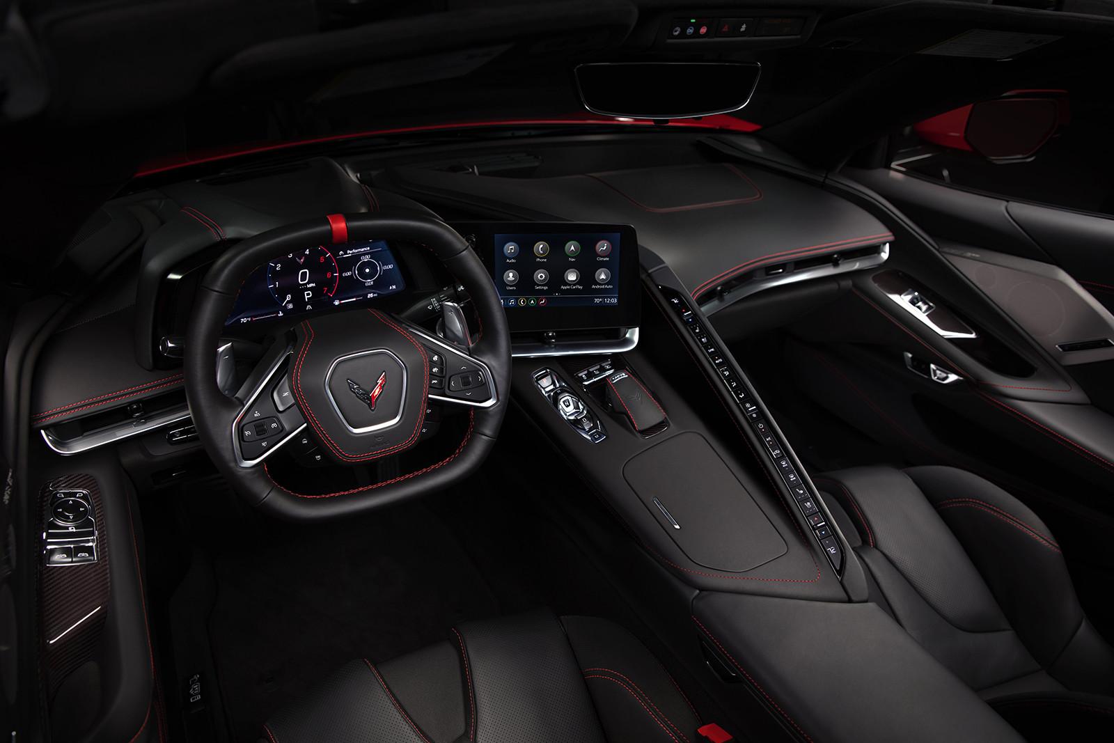 Foto de Corvette C8 Stingray (19/54)