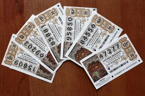 Ningún truco va a hacer más probable que ganes la lotería. Lo dicen las matemáticas