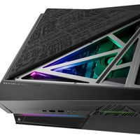 Asus Huracan, el nuevo PC para jugones de la marca llega con llamativo diseño y orientación al HiFi