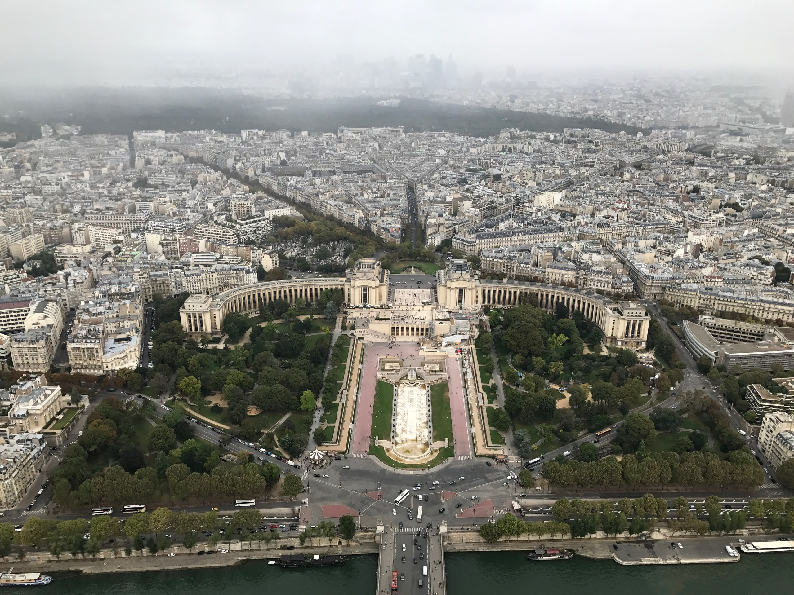 Foto de Zoom iPhone 7 Plus desde la Torre Eiffel (1/10)