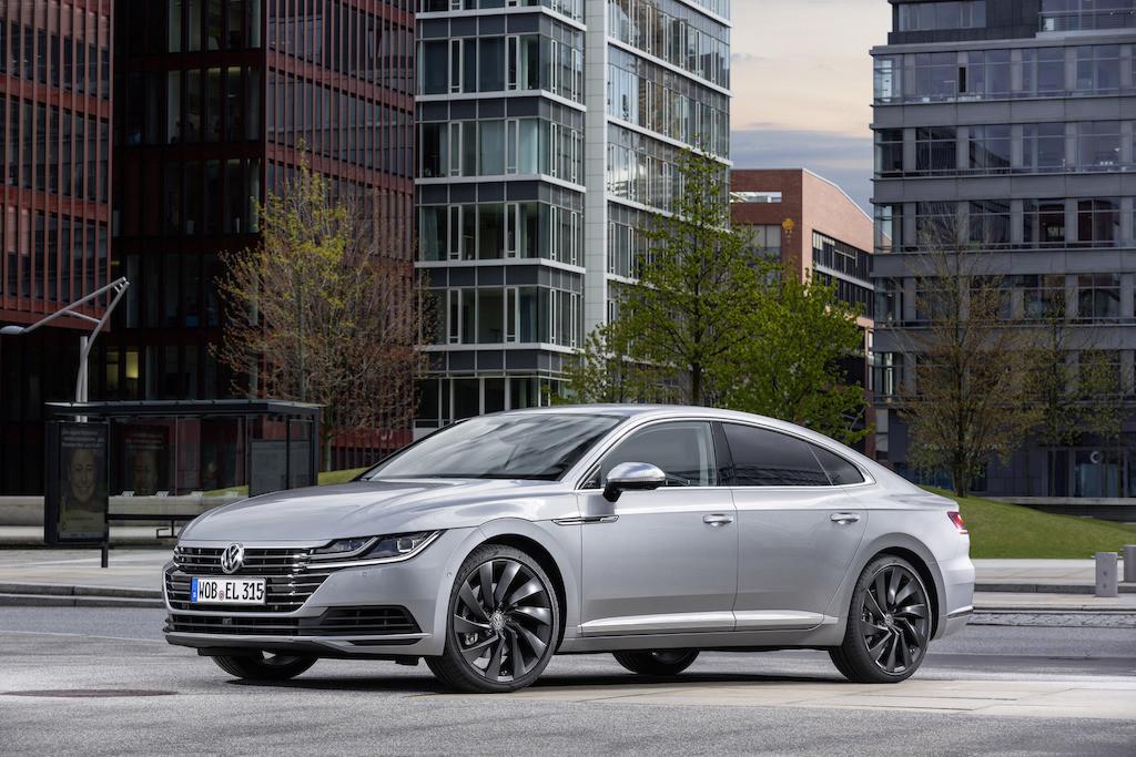Foto de Volkswagen Arteon (18/25)