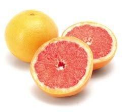 Identifican la sustancia del zumo de pomelo que interacciona con ciertos alimentos
