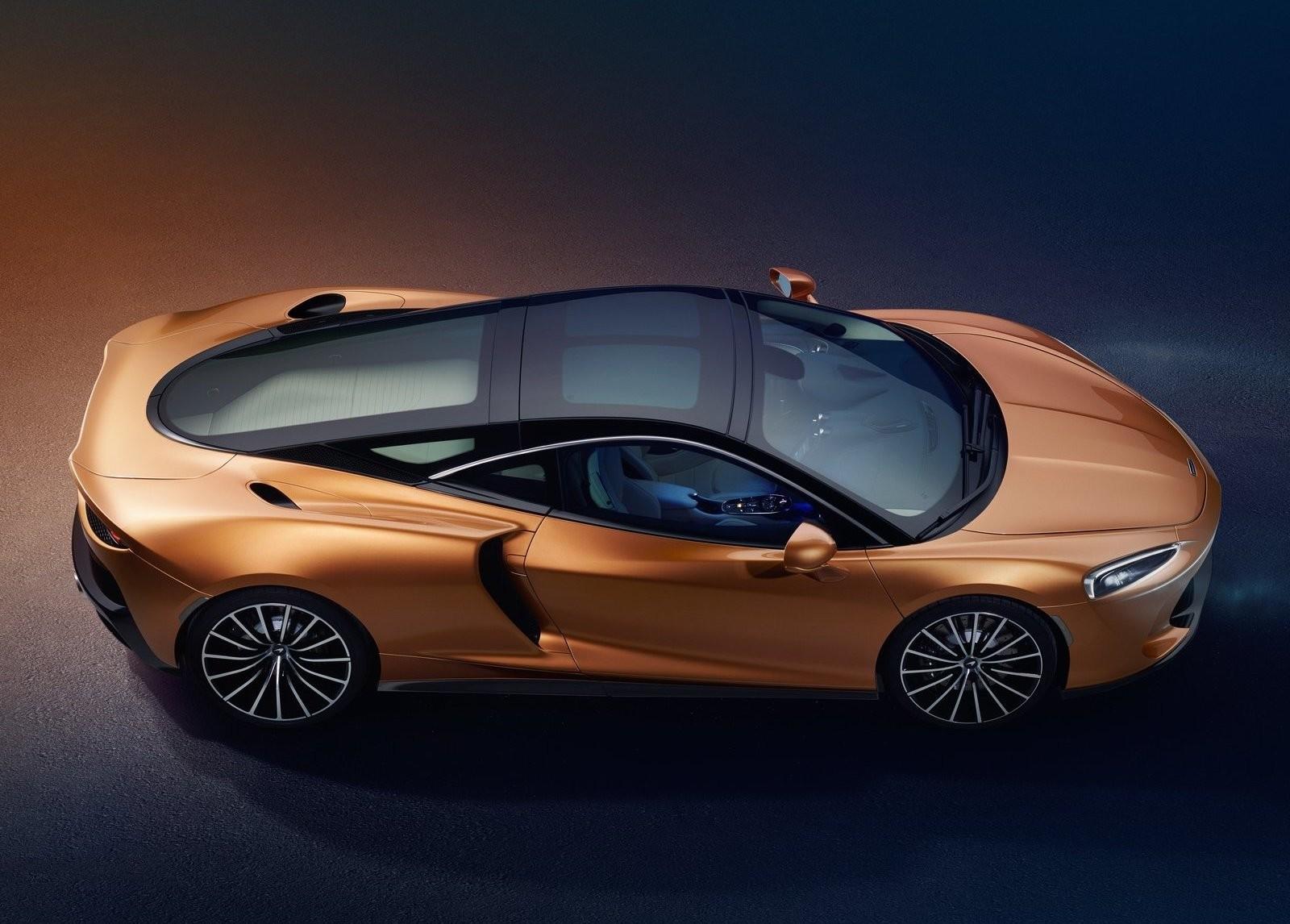 Foto de McLaren GT 2020 (9/24)