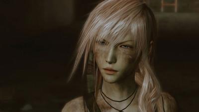 Lightning estrena traje de Lara Croft en FFXIII