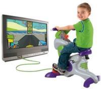 TV Bike: otro videojuego contra la obesidad infantil