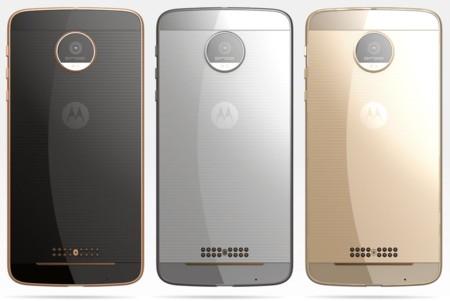 Moto Z, el próximo teléfono insignia de Lenovo y Motorola se deja ver en todo su esplendor junto a sus módulos