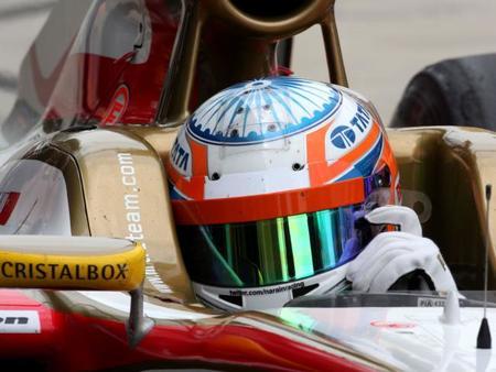 Narain Karthikeyan desea continuar en la Fórmula 1