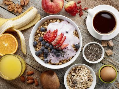Desayunos de verano: nueve recetas para disfrutar con tiempo