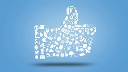 Thumb Badge Like Like Button Media Facebook 3033202