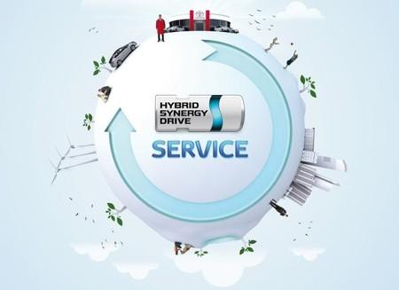 Todas las claves del servicio Chequeo Integral del Sistema Híbrido de Toyota