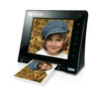 Skyla Memoir, marco de fotos con escáner incluido
