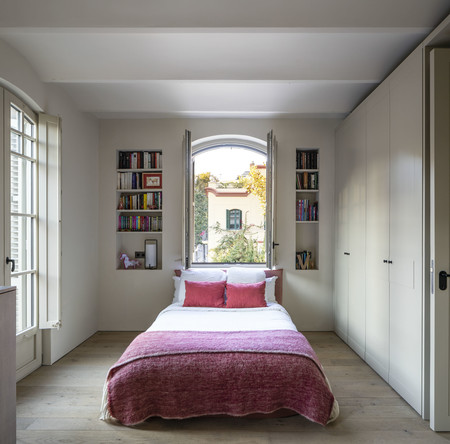 Lucia Olano Interiorismo Vivienda Unifamiliar Tres Torres Barcelona Habitacion 06a7687