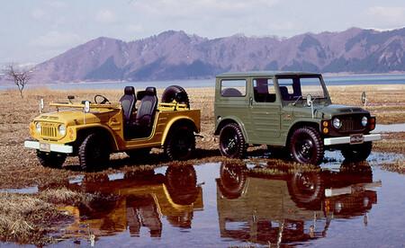 El Suzuki Jimny entra en el Salón de la Fama del Automóvil de Japón