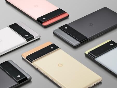 Google confirma los primeros detalles de los Pixel 6 y Pixel 6 Pro: nuevo diseño, nuevas cámaras y nuevo chipset Google Tensor