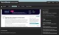 ScrnShots, la red social de las capturas de pantallas