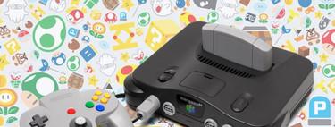 Nintendo 64 cumple 20 años en Europa, la última gran sobremesa de cartuchos... hasta la salida de Switch