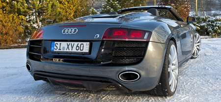 B&B Automobiltechnik Audi R8 V10 Spyder
