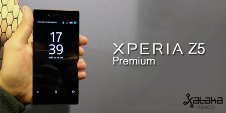 Sony Xperia Z5 Premium, primeras impresiones