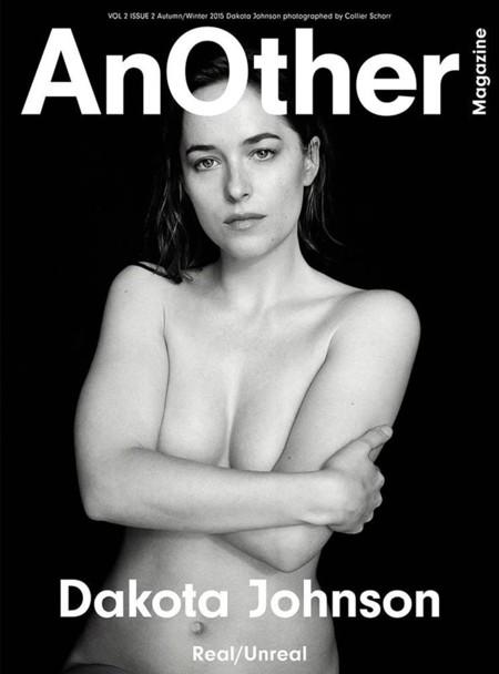 AnOther Magazine: Dakota Johnson (I)