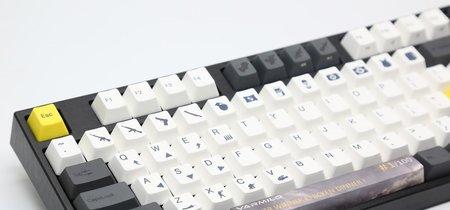 Este es el teclado mecánico ideal para los fanáticos del PlayerUnknown's Battlegrounds