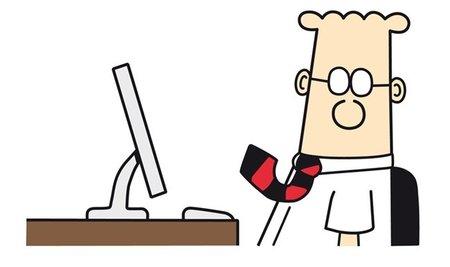 'El principio de Dilbert', o cómo prosperar gracias a la estupidez
