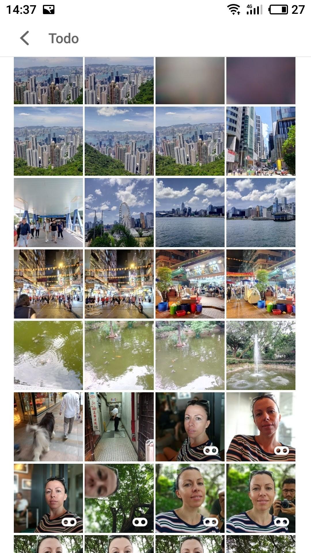 Foto de Meizu Pro 7 software (36/44)