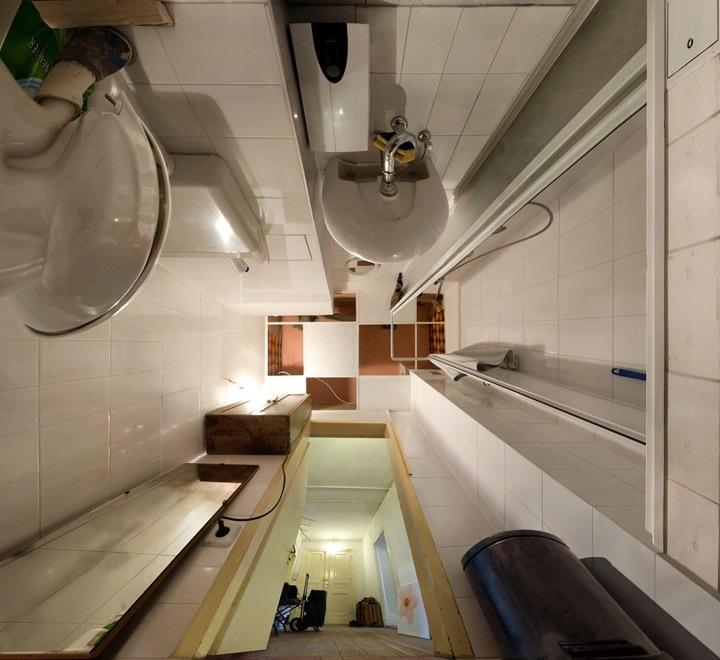 Foto de Habitaciones en contrapicado, por Michael Rohde (6/7)