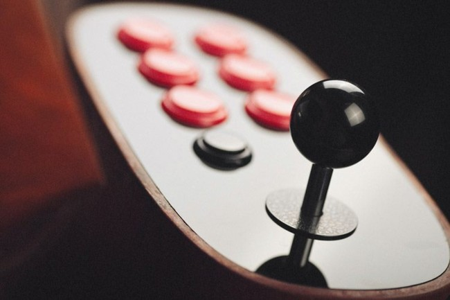 8bitdo Desktop Arcade Joy Stick 1