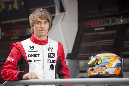 Charles Pic pilotará para Caterham a partir de 2013