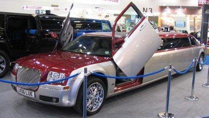 Chrysler 300C Limusina