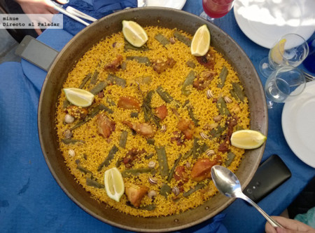 Paella Valencia 3