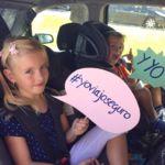 Por qué los niños deberían ir en el coche a contramarcha hasta al menos los 4 años