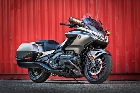 Honda Gl1800 Gold Wing 2018 043