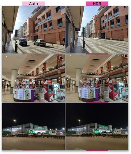 Xiaomi Mi 10t Comparacion Hdr