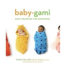 Baby gamy: envolver al bebé con técnicas de papiroflexia