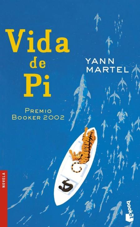 Vida De Pi Premio Booker 2002