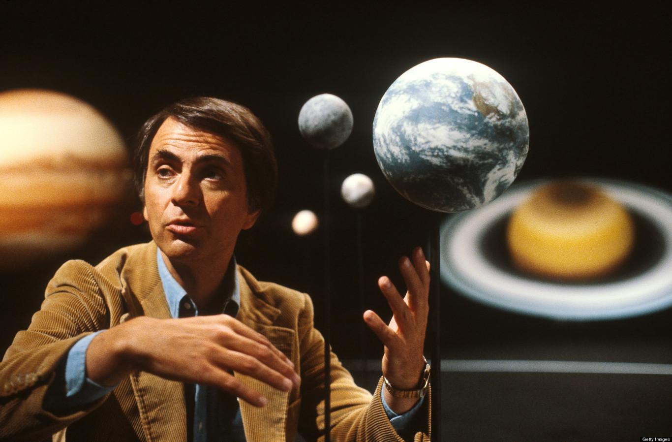 Los 11 momentos más memorables de 'Cosmos' de Carl Sagan, que ...