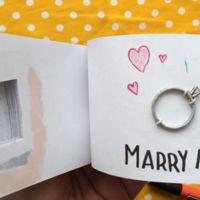 Así se pide matrimonio a 24 dibujos por segundo