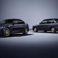 BMW M3 '30 Jahre M3': celebrando la treintena del M3 E30 en edición especial limitada