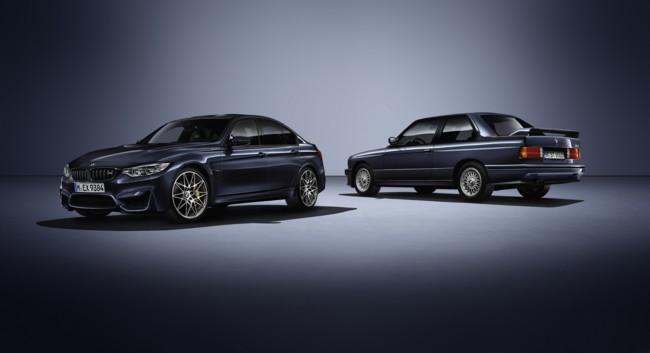 BMW M3 '30 years M3': celebrando el M3 E30