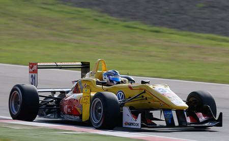 Tom Blomqvist F3 Imola 2014