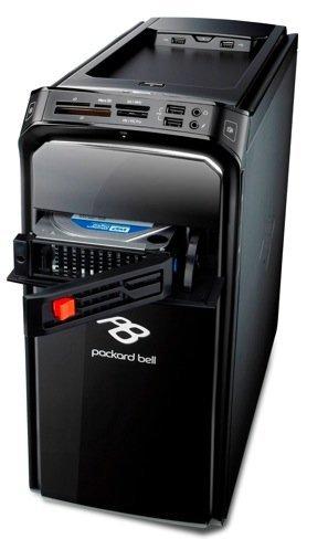Packard Bell ixtreme, lo mejor es su diseño superior